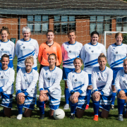 Sponsorship Of Region's Largest All-Female Football Club Continues