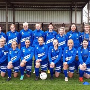 Success For Our Sponsored Ladies Football Team